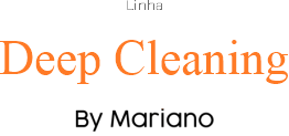 Linha Deep Cleaning by Mariano